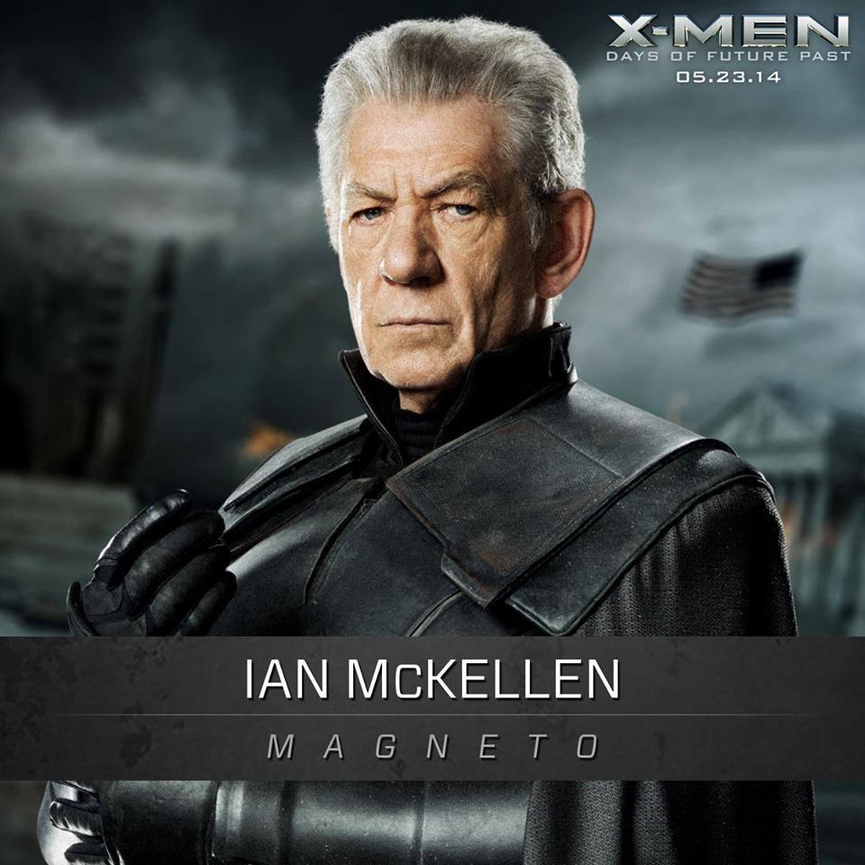 X-Men Apocalypse Ian McKellen
