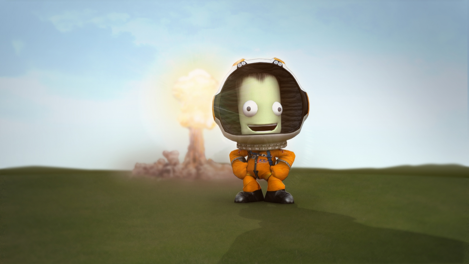 Kerbal Space Progam PS4