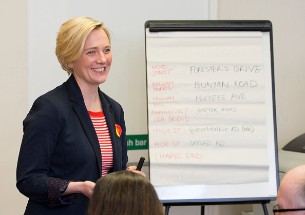 Stella Creasy, potential Labour deputy leader