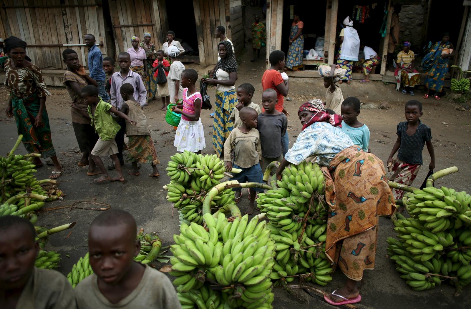Burundi market economy