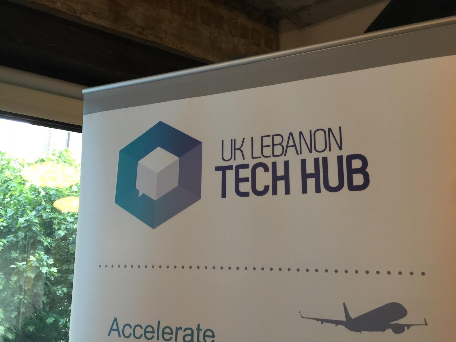 UK Lebanon Tech Hub