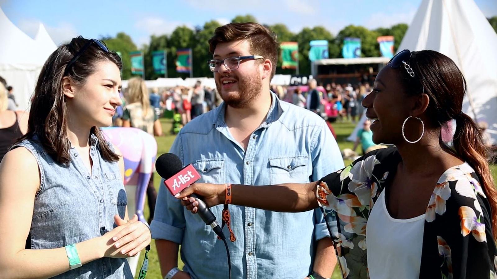 Isle of Wight Festival 2015 Youtube Sensations