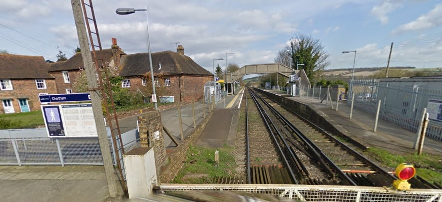 chartham train station