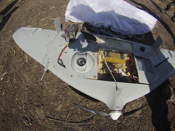 Tachyon drone