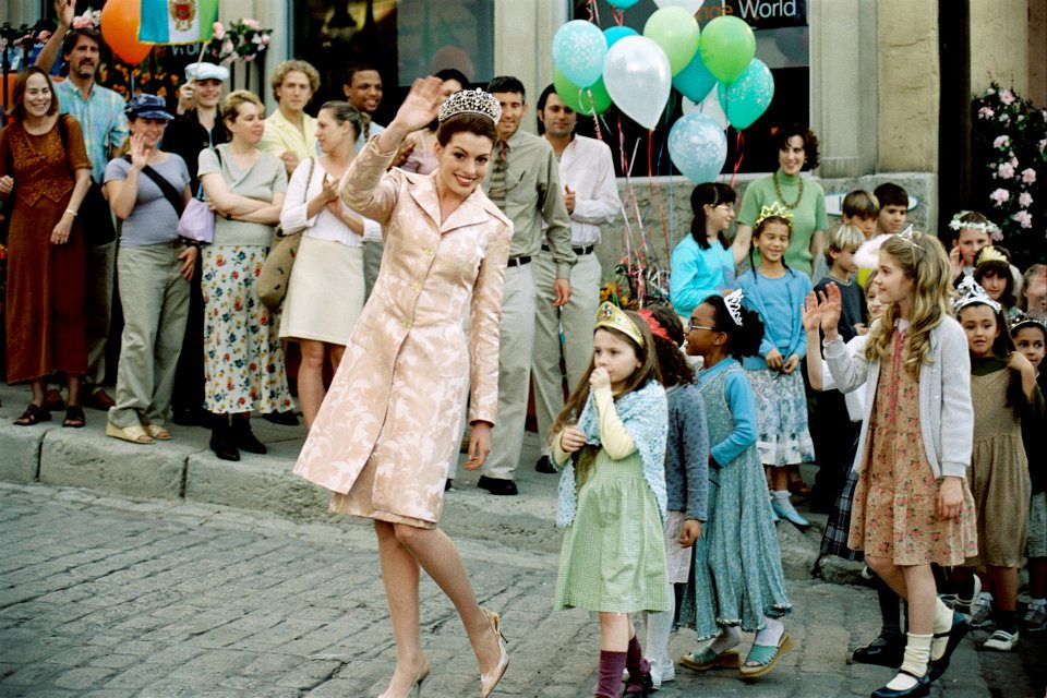 Disney S Princess Diaries 3 May Not Happen After All
