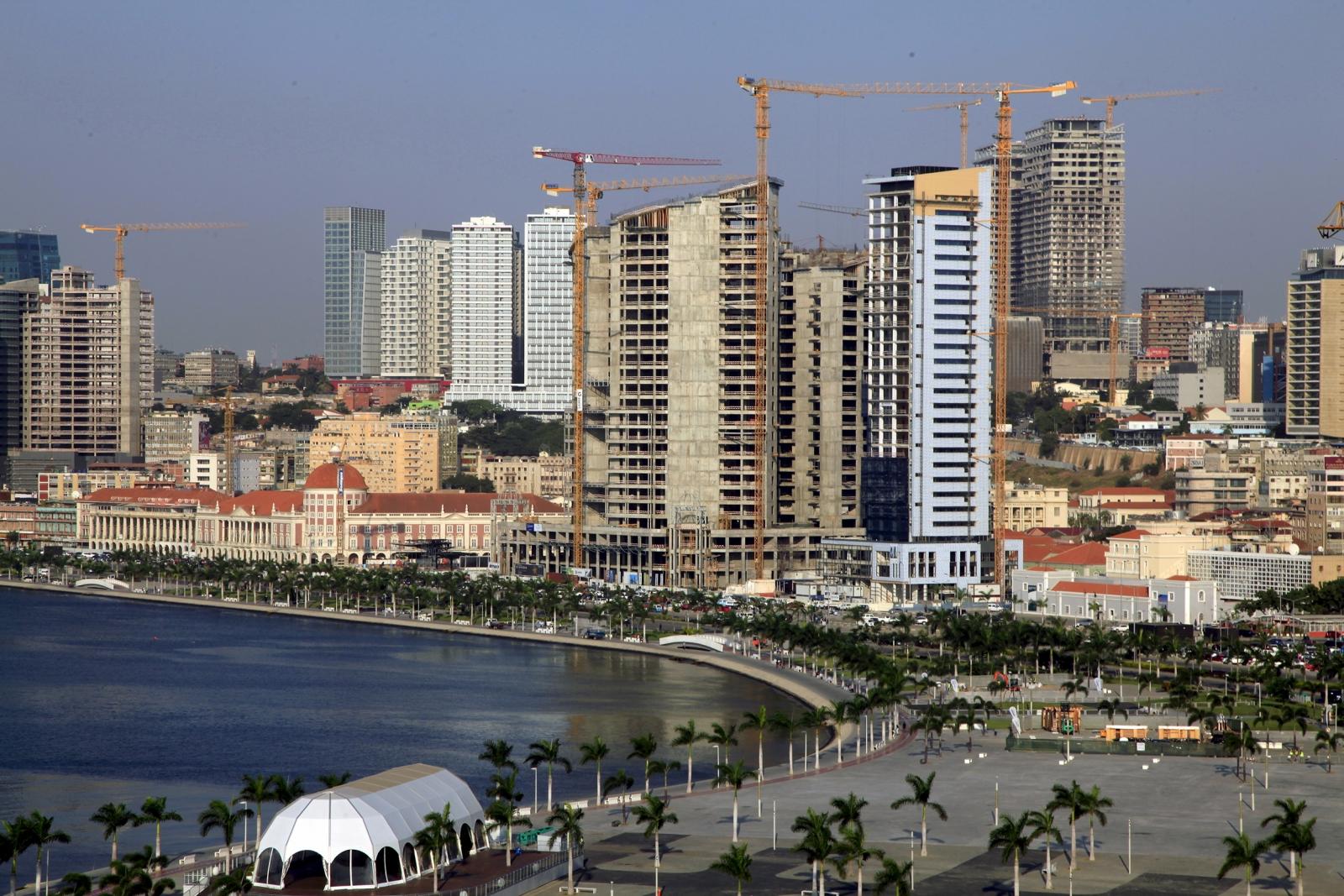 Luanda, Angola's capital