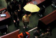 Hong Kong lawmakers reject electoral reform bill