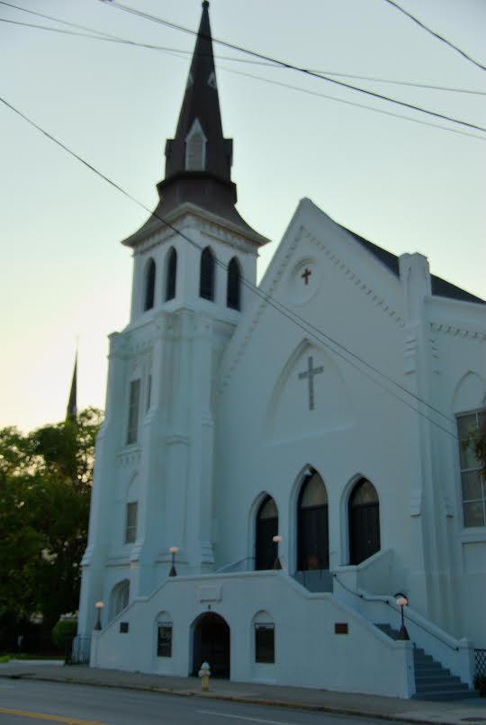 Emanuel AME Church in Charleston