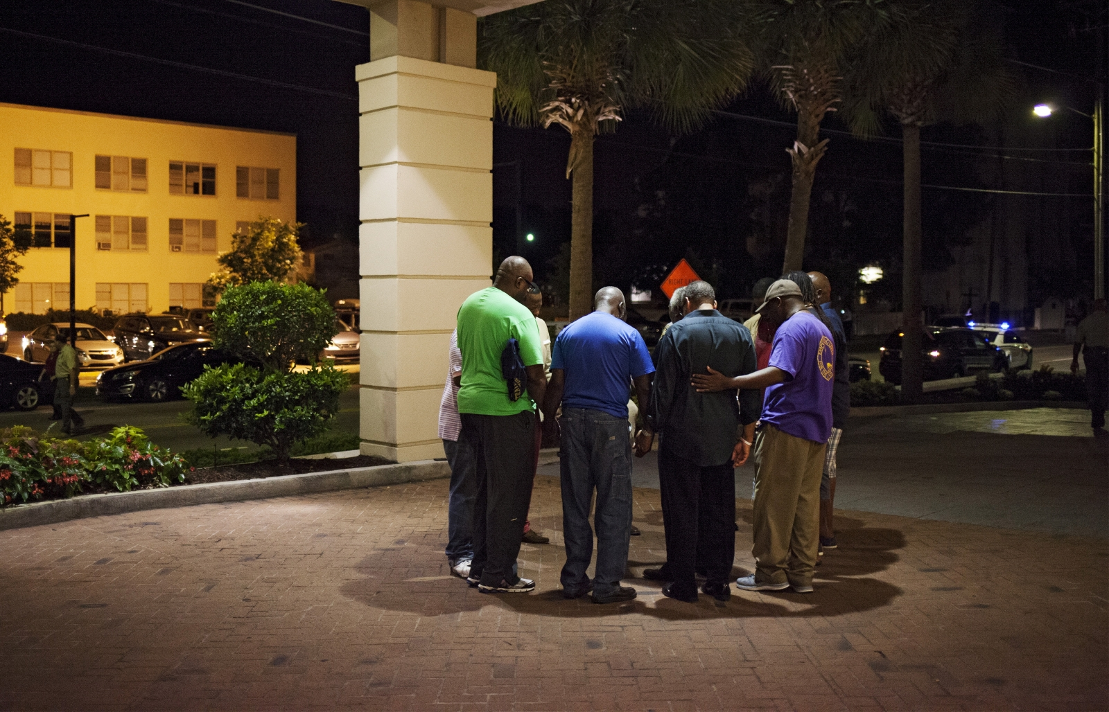 Charleston church shooting