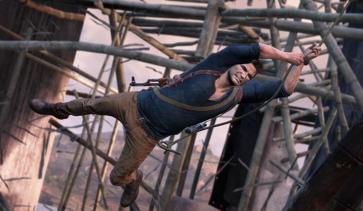 Uncharted 4 Nathan Drake PS4