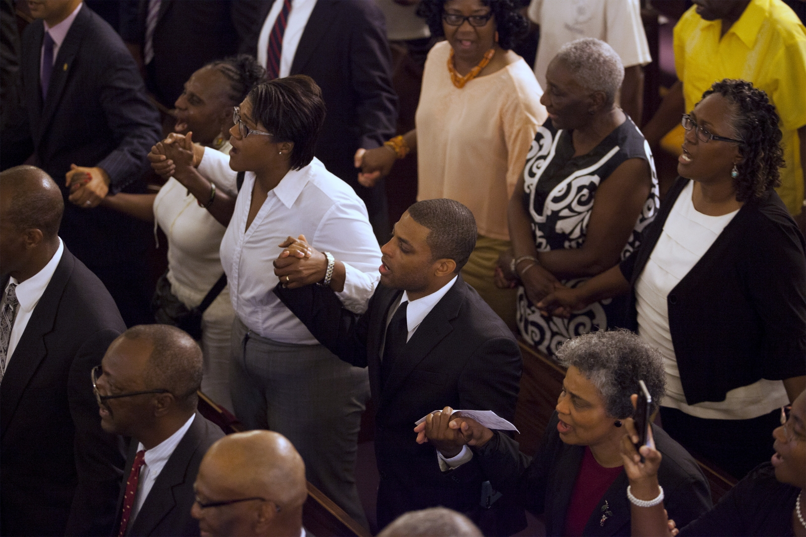 Charleston Shooting The 9 Victims Of The Emanuel Ame