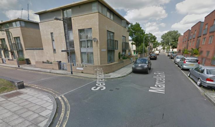 Brixton murder