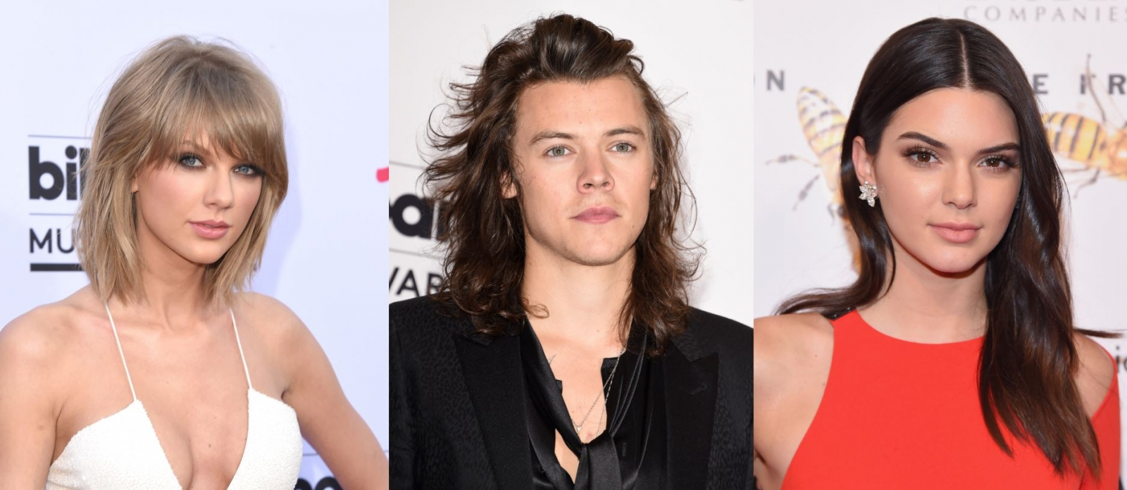 Taylor Swift Kendall Jenner Harry Styles