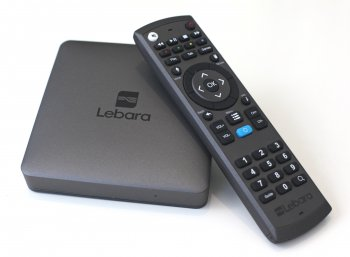 Lebara Play set-top box