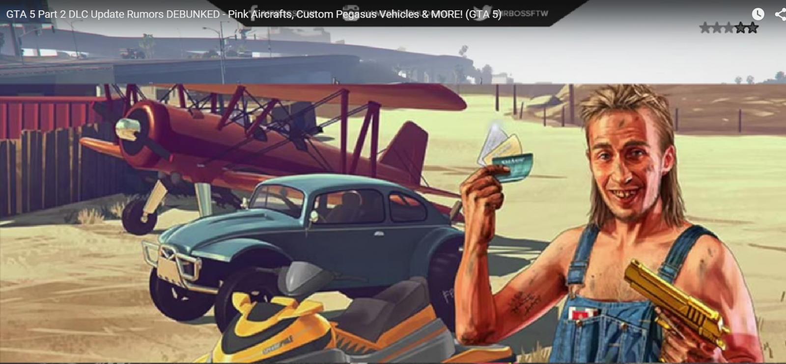 GTA 5 Ill-Gotten Gains DLC