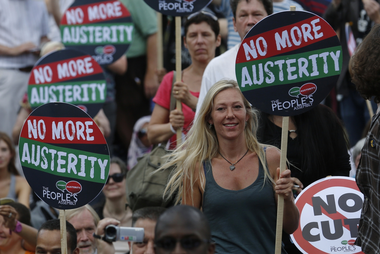 Anti-austerity protests
