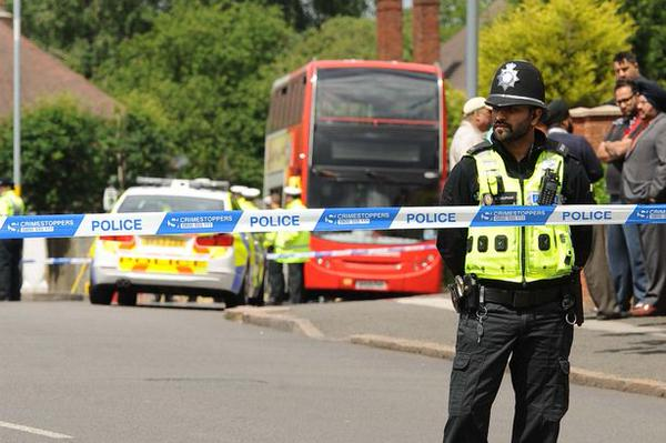 Family mowed down in Handsworth