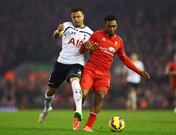 Liverpool-Tottenham Hotspur