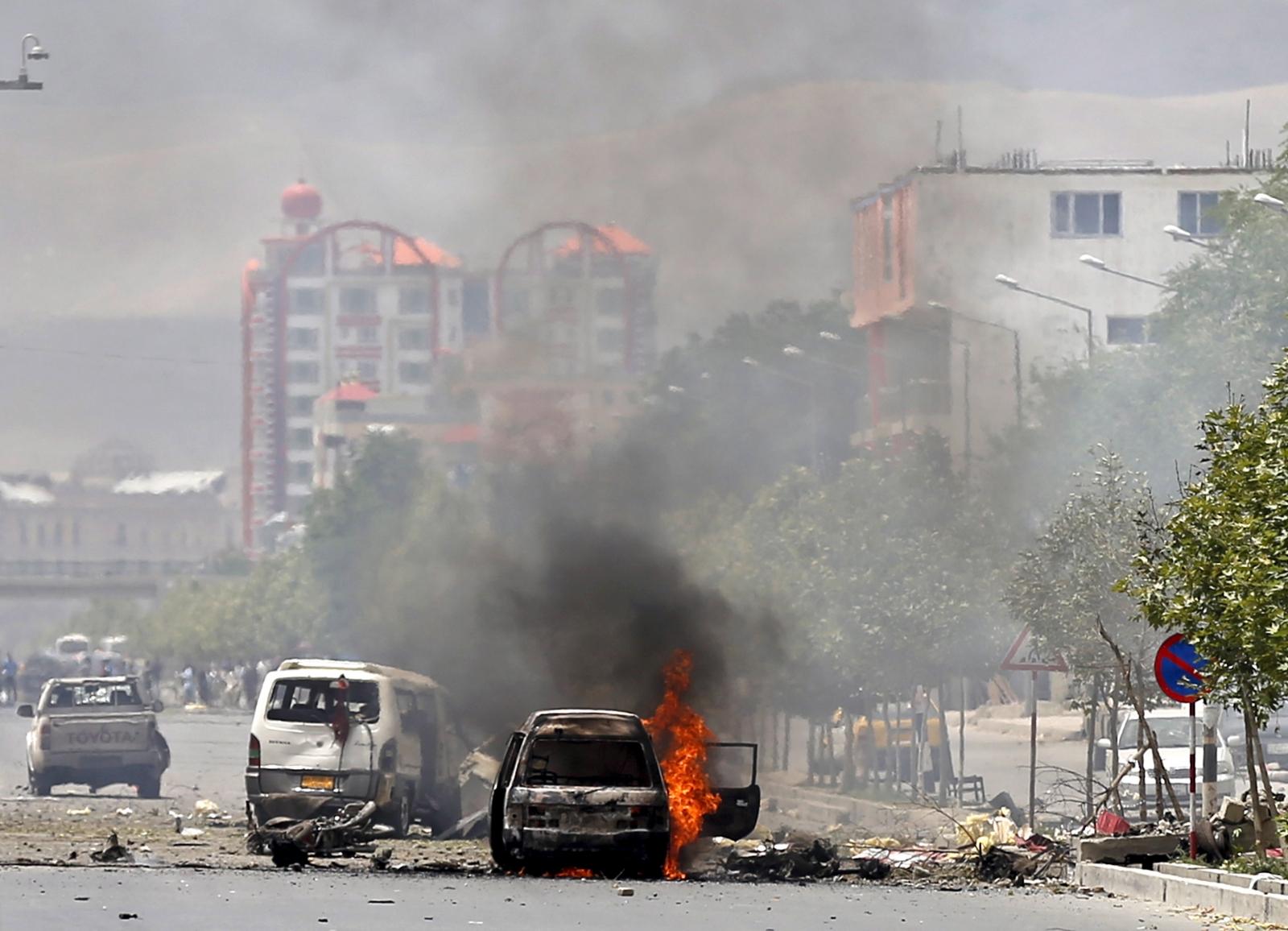 Taliban parliament attack
