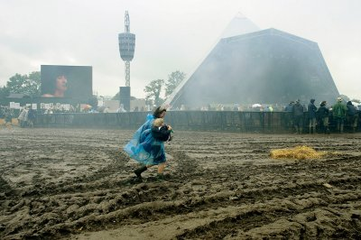 glastonbury weather