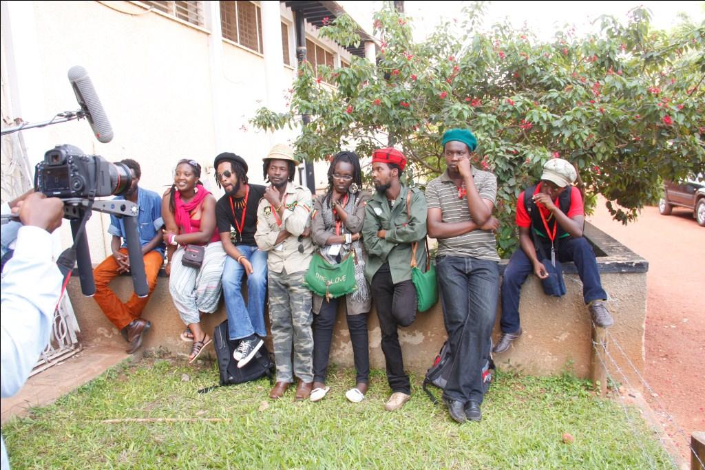 Burundi Reggae Lion Story refugees