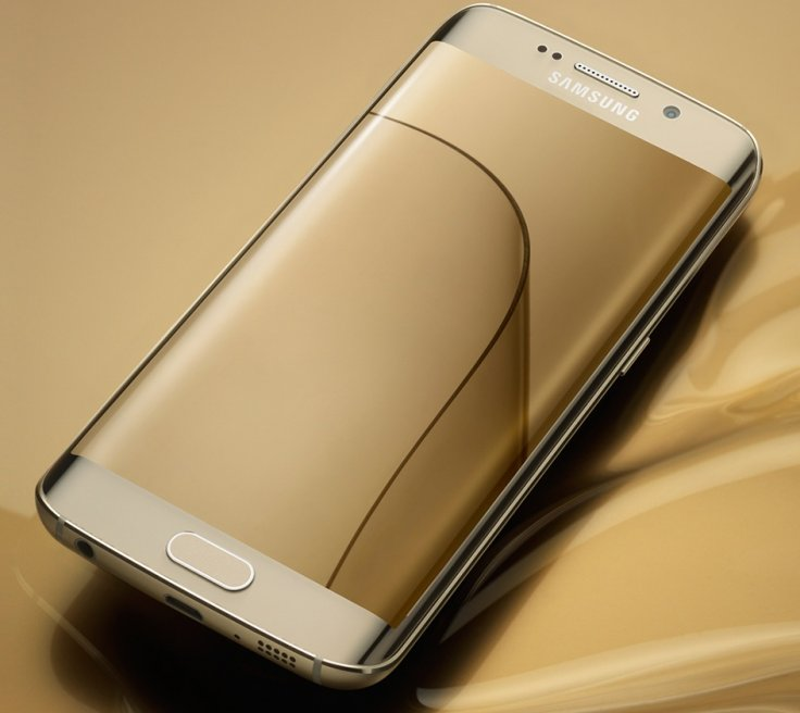 Galaxy S6 Edge global model (SM-G925F) receiving official Android