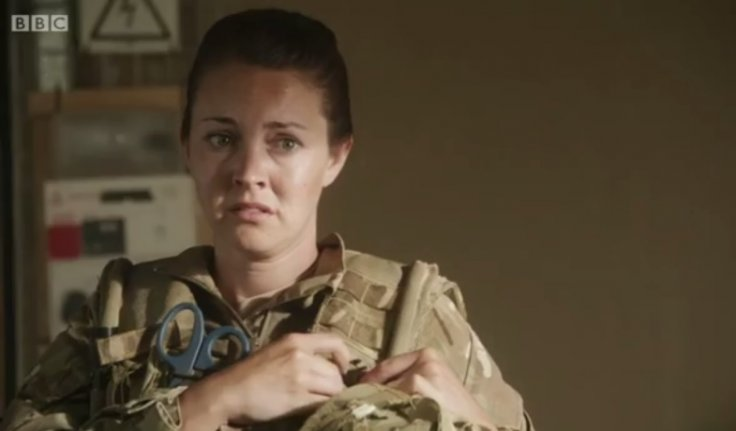 Lacey Turner in Our Girl