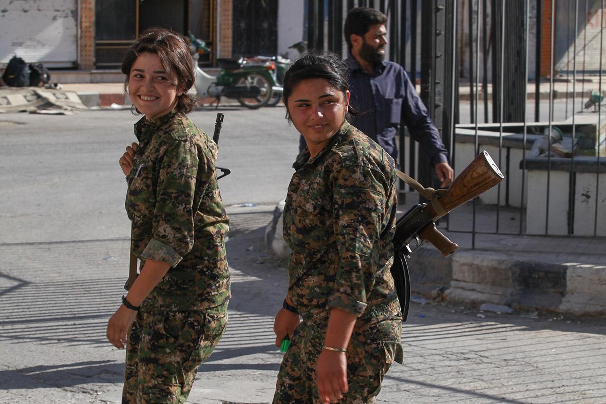 Tal Abyad Syria