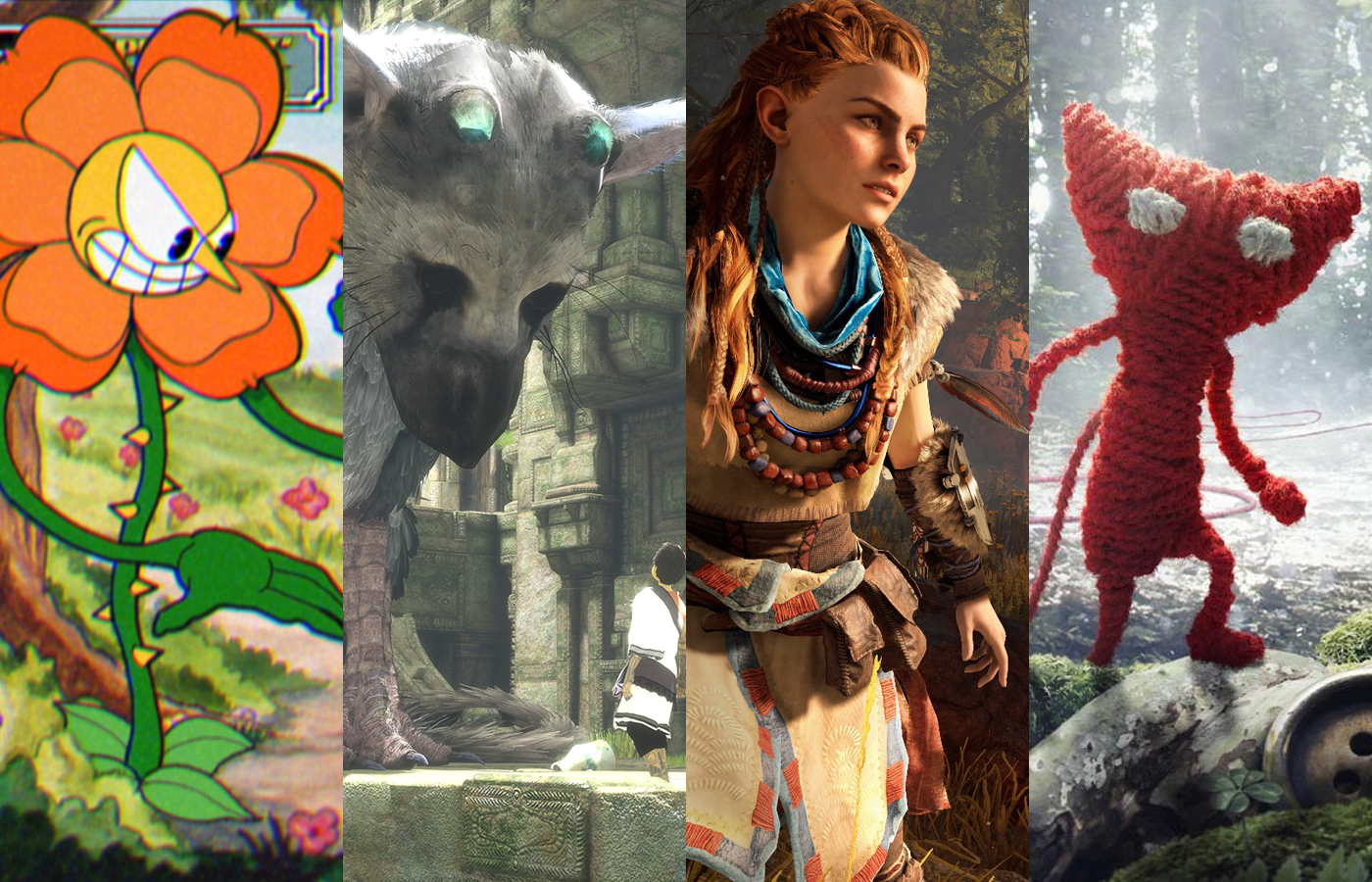 E3 2015 Game of Show Horizon Cuphead