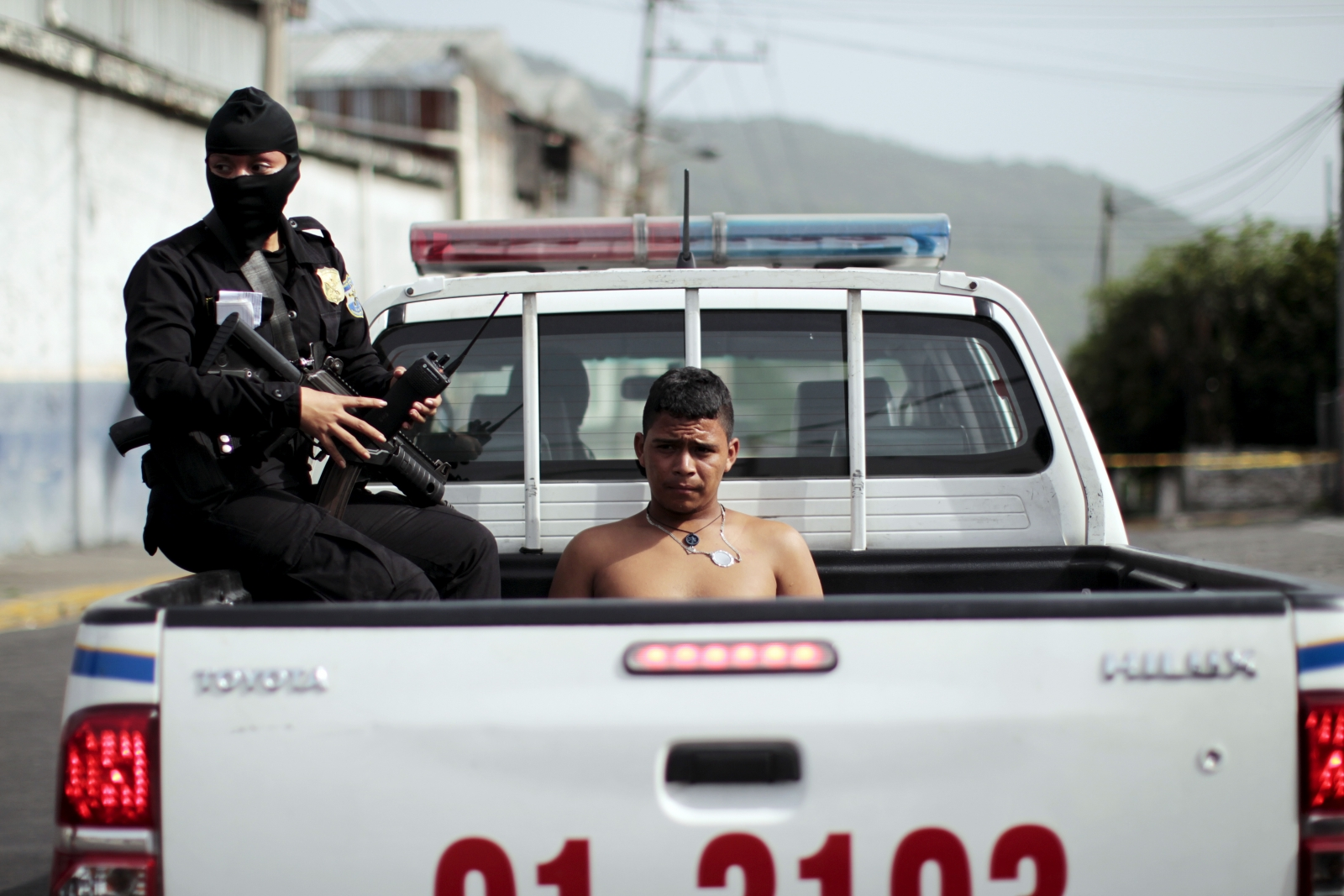 Salvadorian Gangs