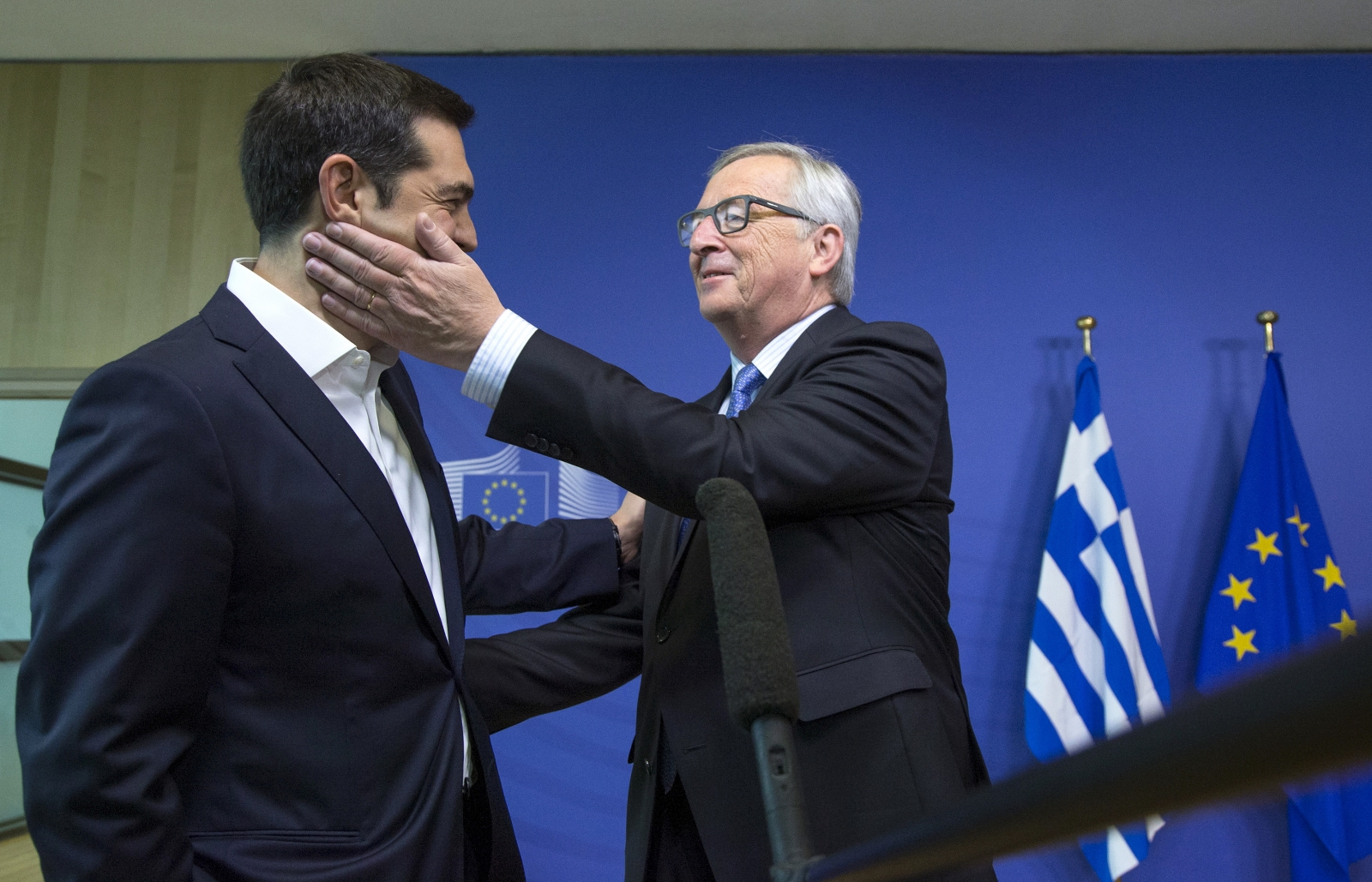 Greece debt crisis and Brussels summit