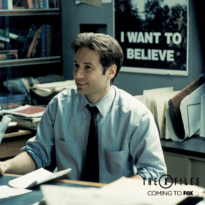 The X-Files leaked scr...
