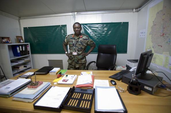 General Karenzi Rwanda intelligence chief arrested