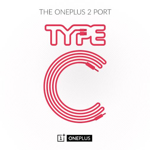Type-C USB port in OnePlus 2