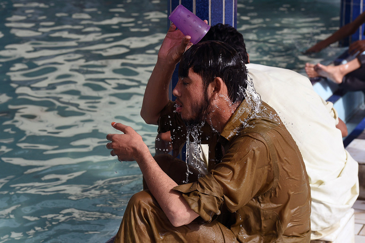 pakistan heat wave