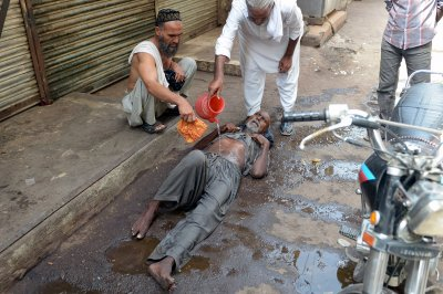 pakistan heat wave
