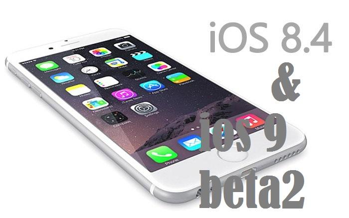 iOS 8.4 GM