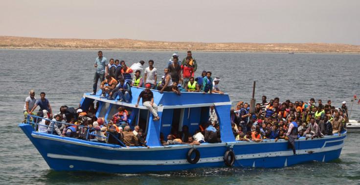 migrants Tunisia