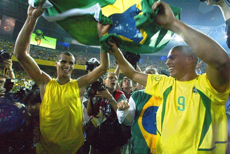 Rivaldo and Ronaldo