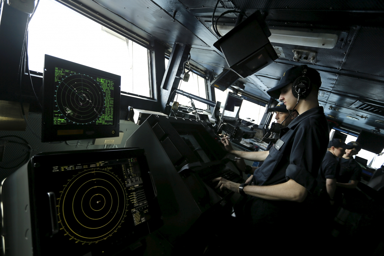 US Navy is still using Windows XP