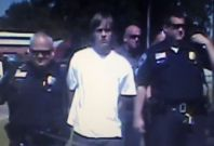 Dylann Roof arrest