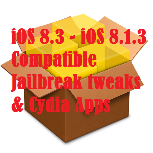 iOS 8.3 compatible jailbreak tweaks