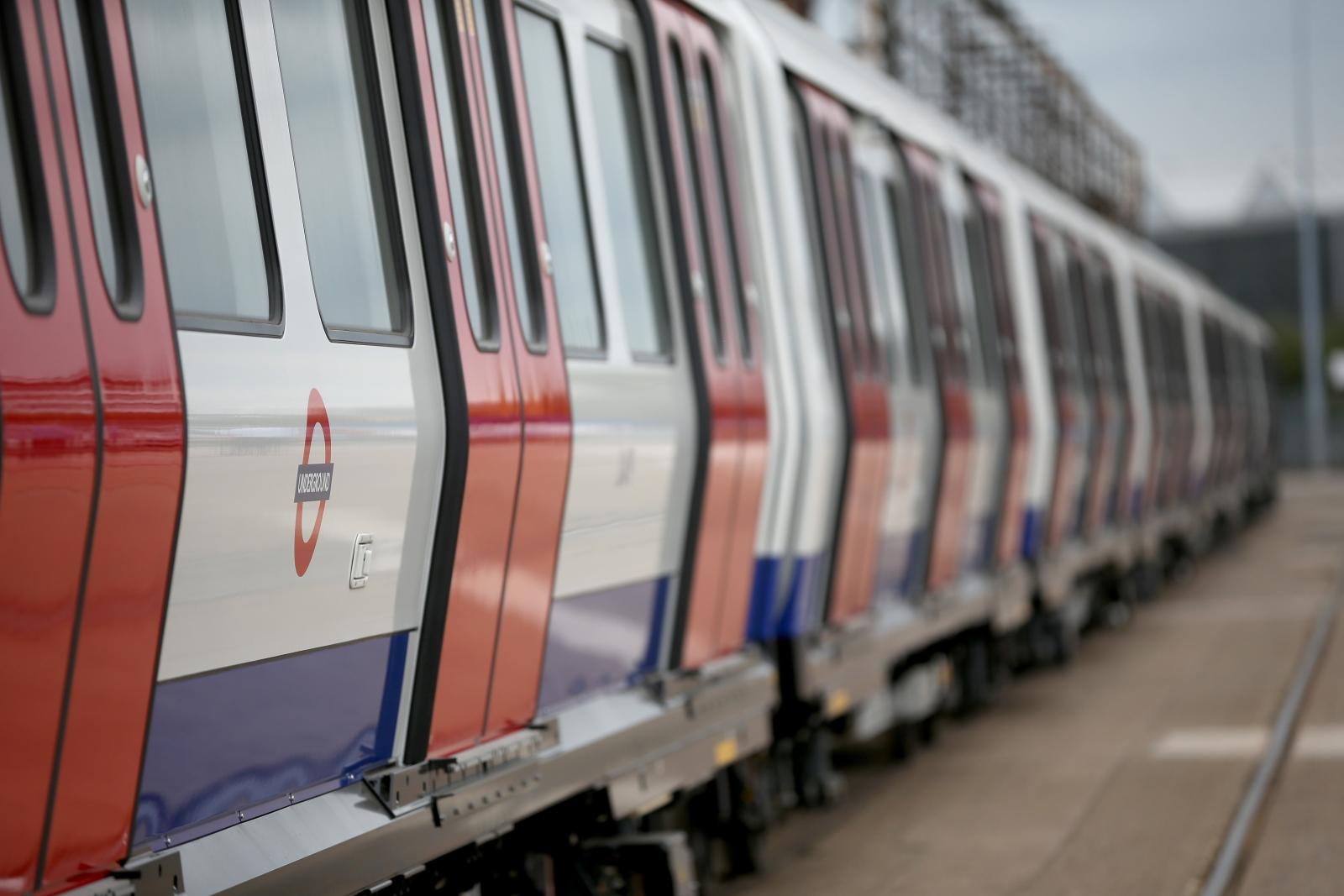 London Undergorunf Tube CarriagesBombardier Transport manufacturing plant