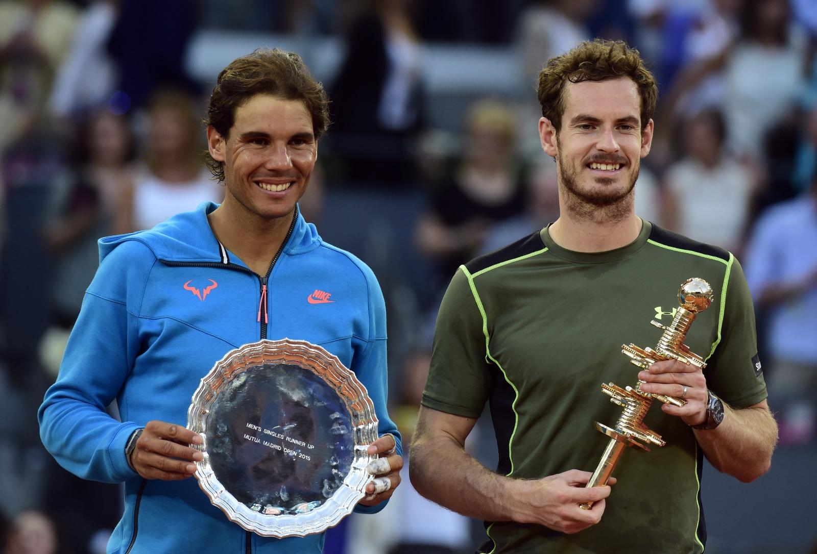 Andy Murray Rafael Nadal
