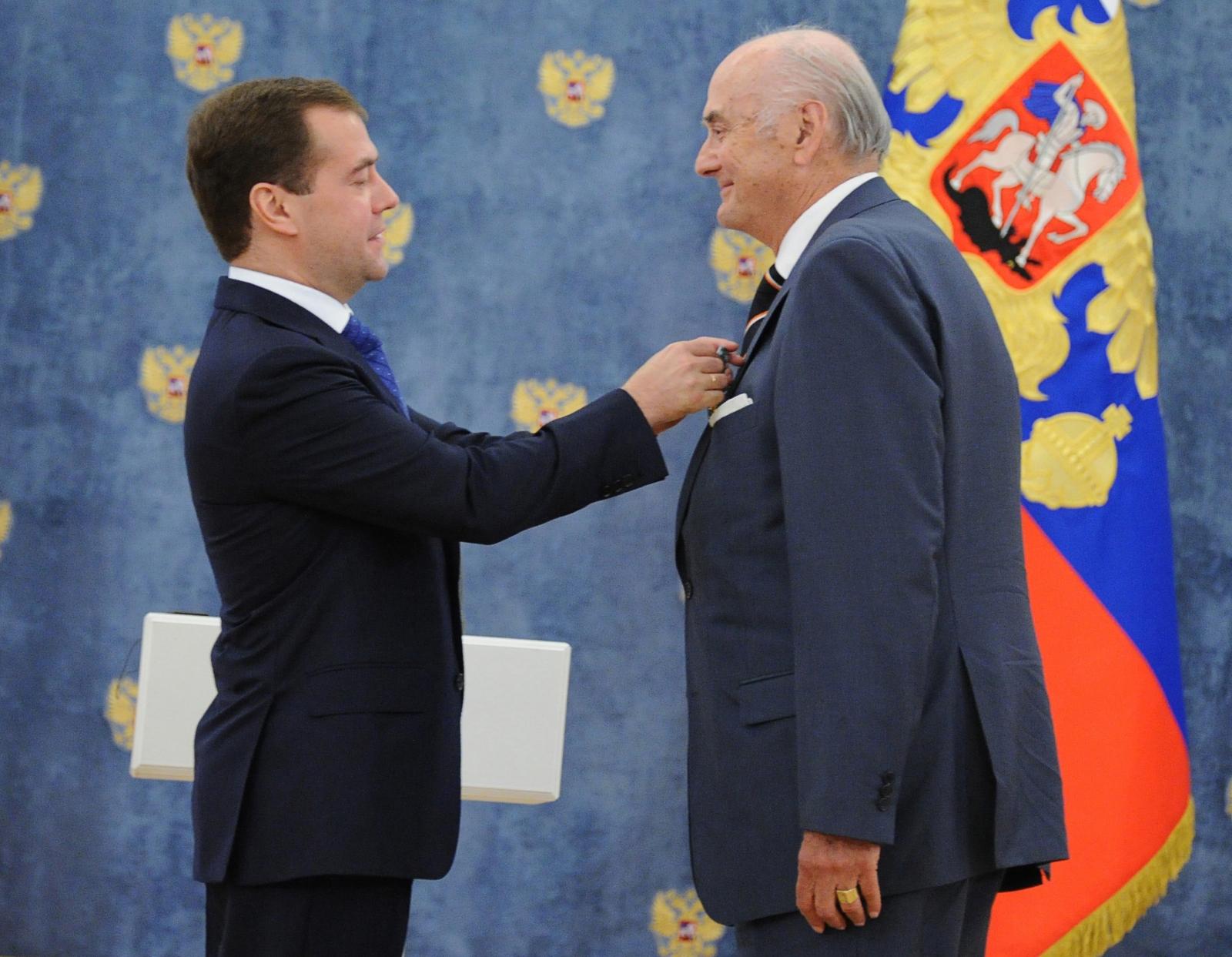 Dmitry Romanovich