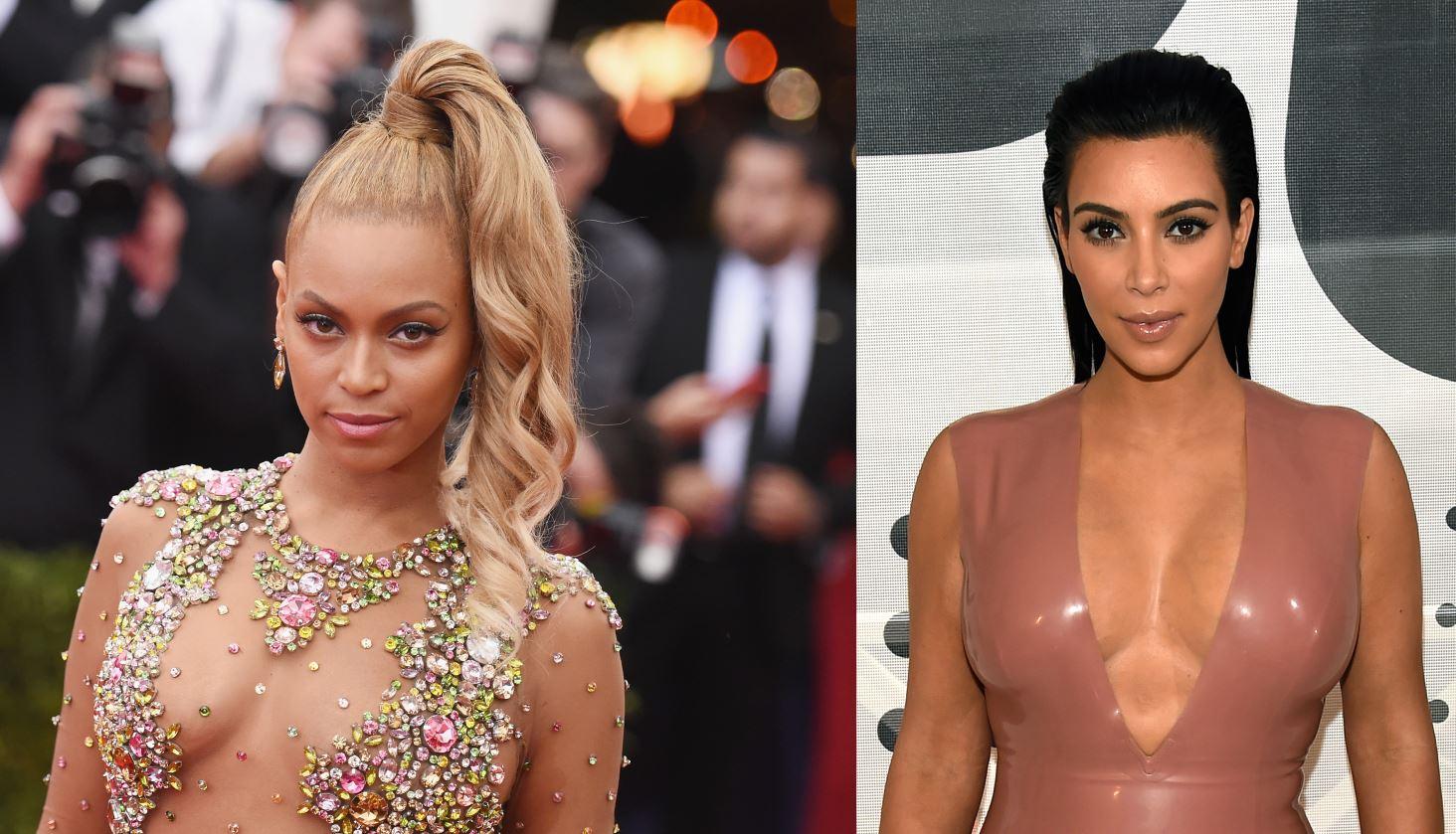 Beyonce Kim Kardashian feud