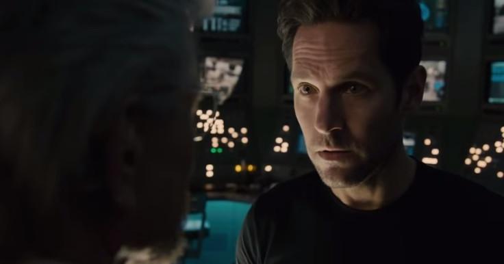 Paul Rudd in Marvel's Ant-Man