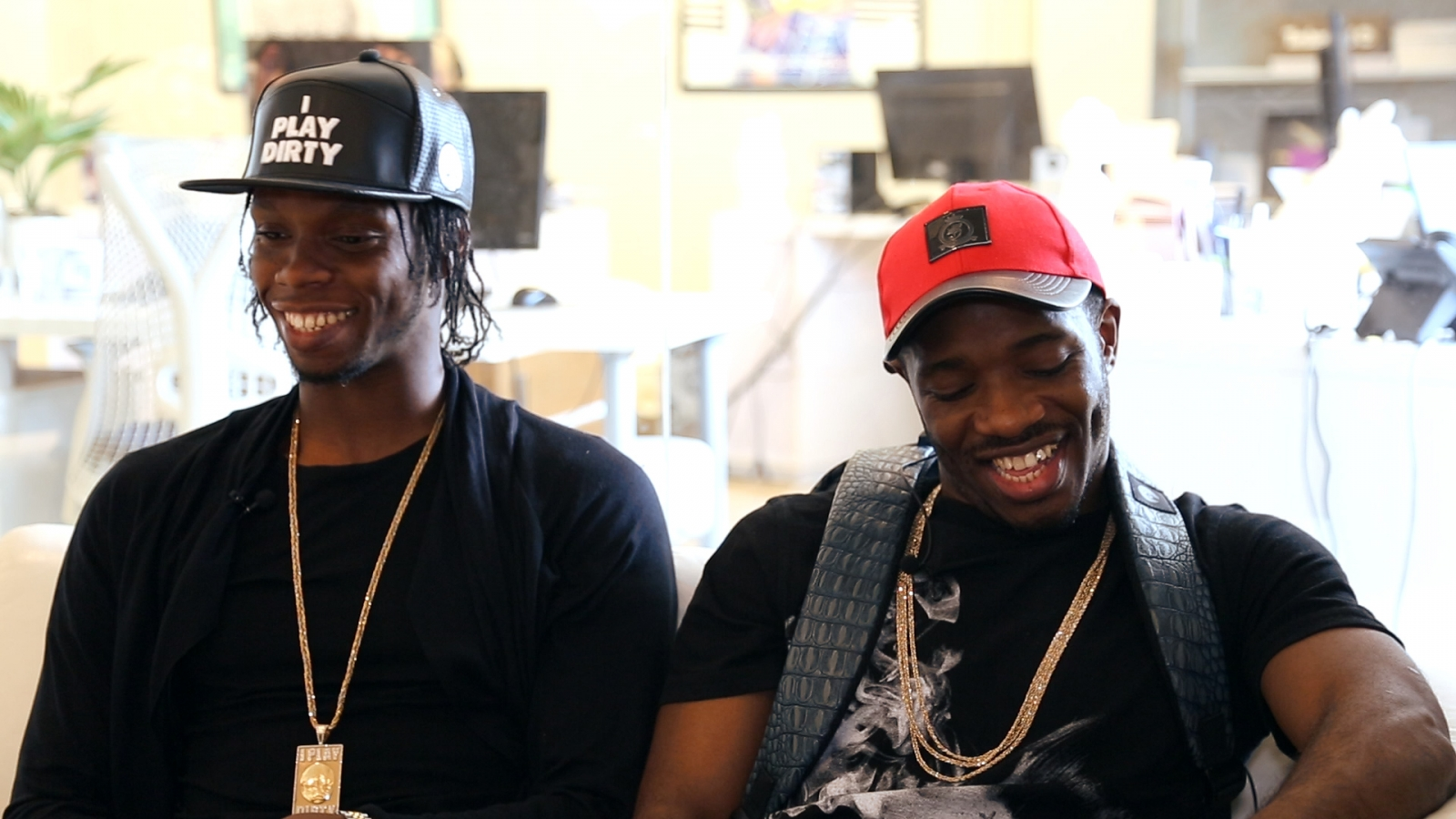 Krept and Konan screen grab