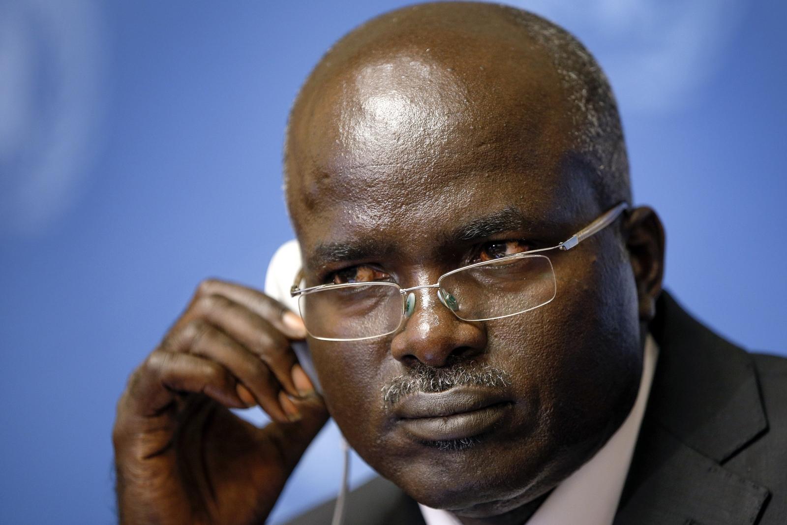 Gervais Rufyikiri VP Burundi