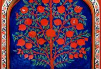 Tree of Life Shaki Khans Azerbaijan Kabbalah
